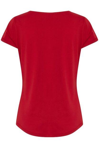 tshirt rossa love letter schiena peccati veniali