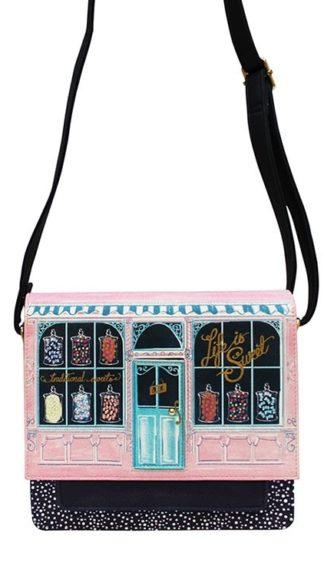 borsa negozio di caramelle peccati veniali