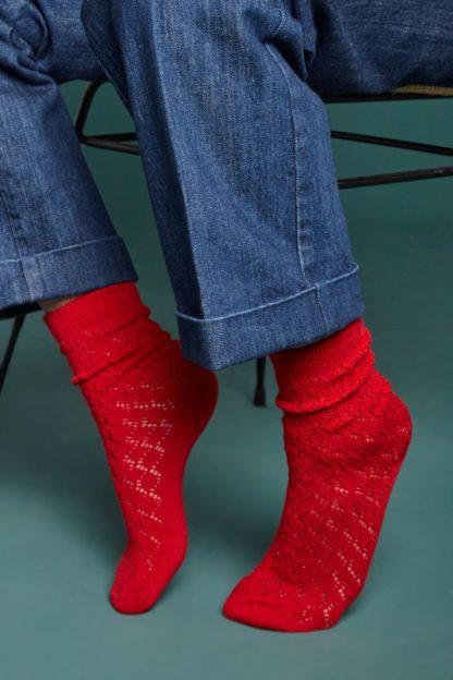 calze harbor rosse indossate peccati veniali