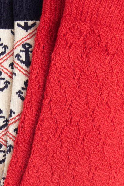calze harbor rosse particolare peccati veniali