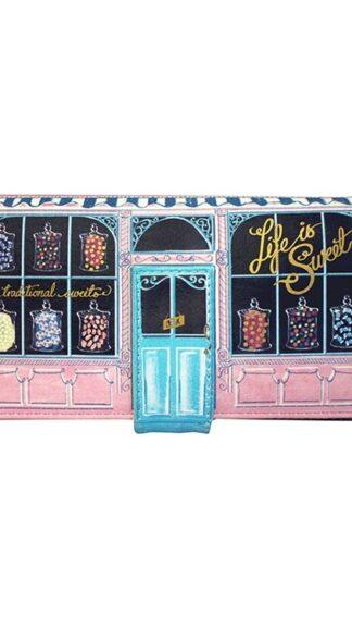 portafoglio negozio di caramelle peccati veniali