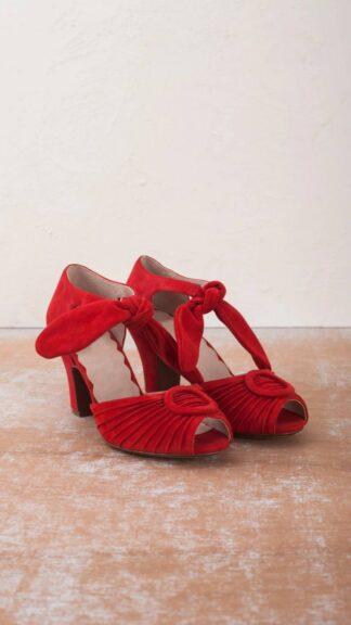 scarpa loretta rossa peccati veniali
