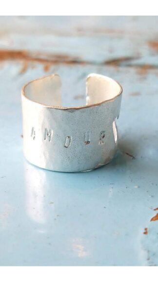 anello amour galvanica argento peccati veniali