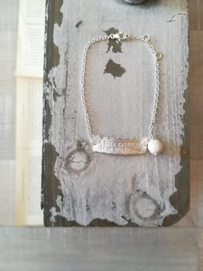bracciale castelli dentro galvanica argento peccati veniali