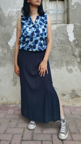 outfit nel blu dipinto di blu peccati veniali
